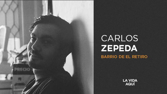 CARLOS ZEPEDA