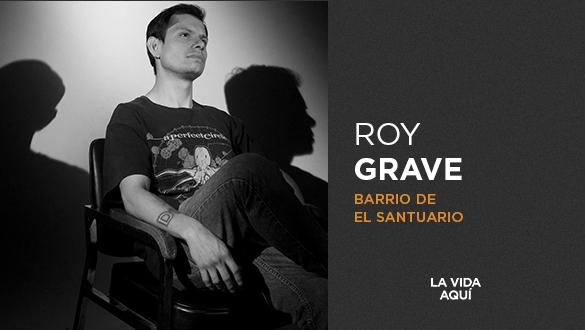 ROY GRAVE